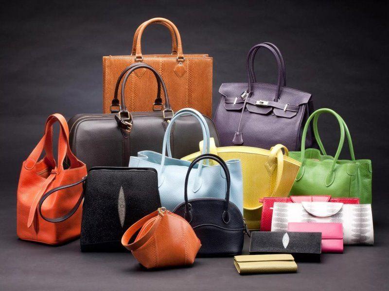 Многообразие качественных и стильных современных женских сумок