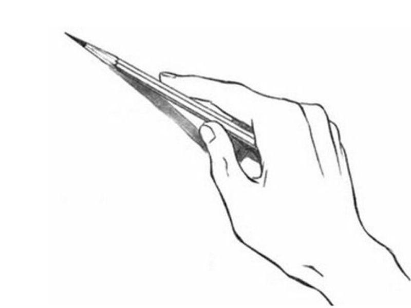 Просто ли рисовать карандашом