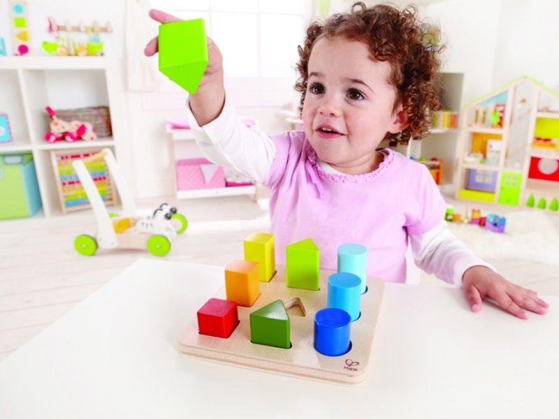 Сортеры - полезные развивающие игры для малышей