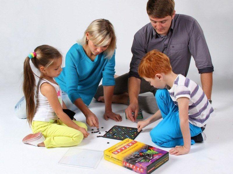 Развитие способностей и интересов детей - игры по интересам