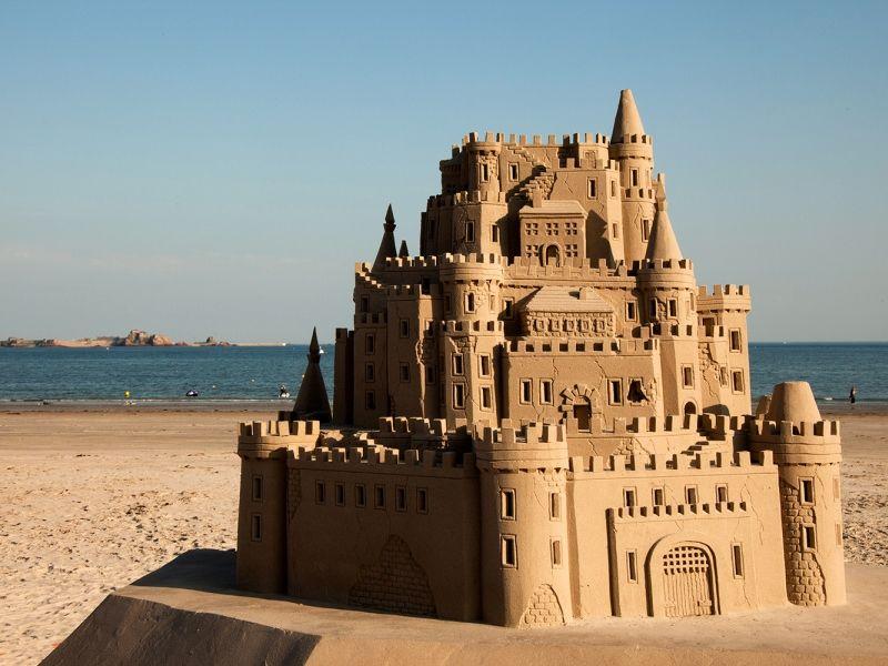 Живой Песок для детей - развлечение для всей семьи