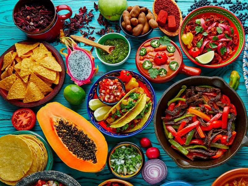 Серия «Кухни мира» от кулинарного сайта «Едим дома»: загадочная латиноамериканская кухня