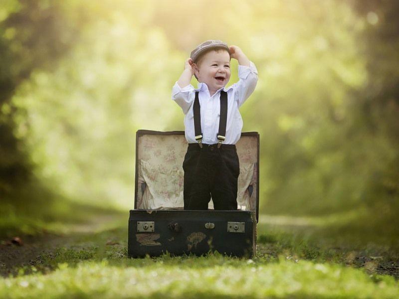Время отпусков – выбираем детский чемодан