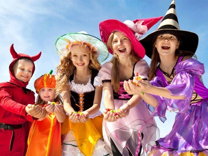 Советы родителям по выбору карнавальных костюмов для детских праздников