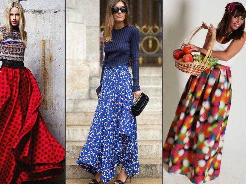 Модные советы: как носить платья в пол