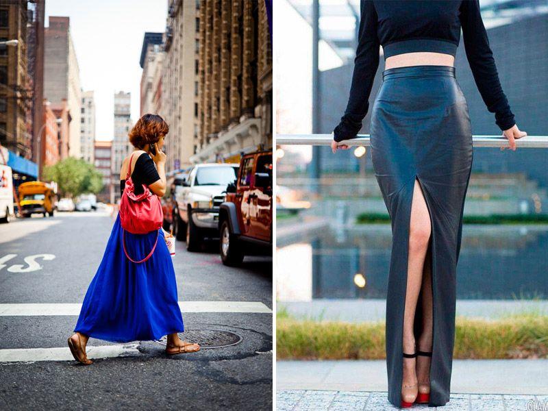 Рушим стереотипы: кому идут длинные платья