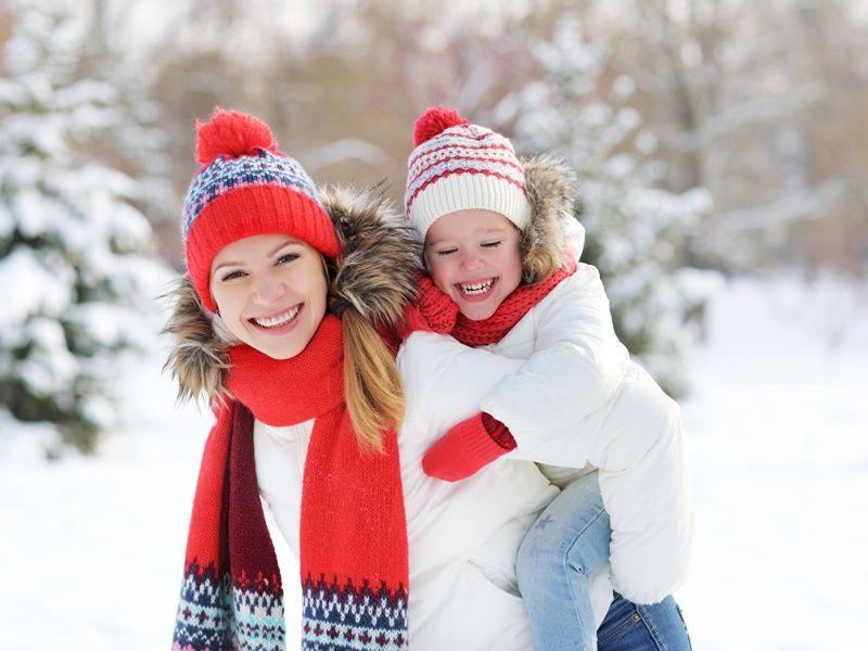 Зимняя верхняя одежда для женщин: выбор