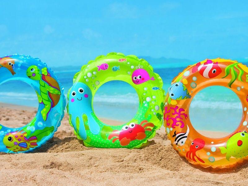 Надувные круги для ребенка