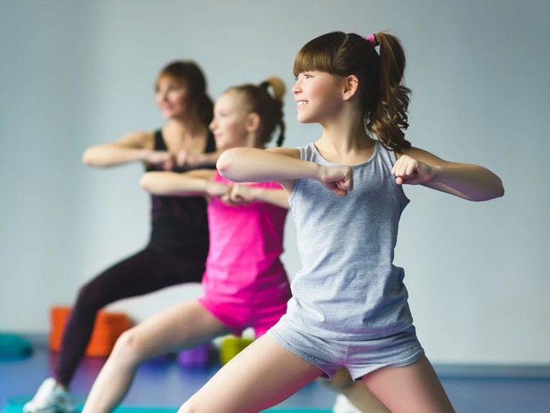 Спорт для детей: преимущества танцев