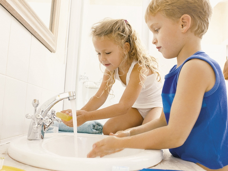 Гигиена и дети
