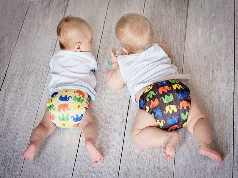 Особенности многоразовых впитывающих подгузников для детей