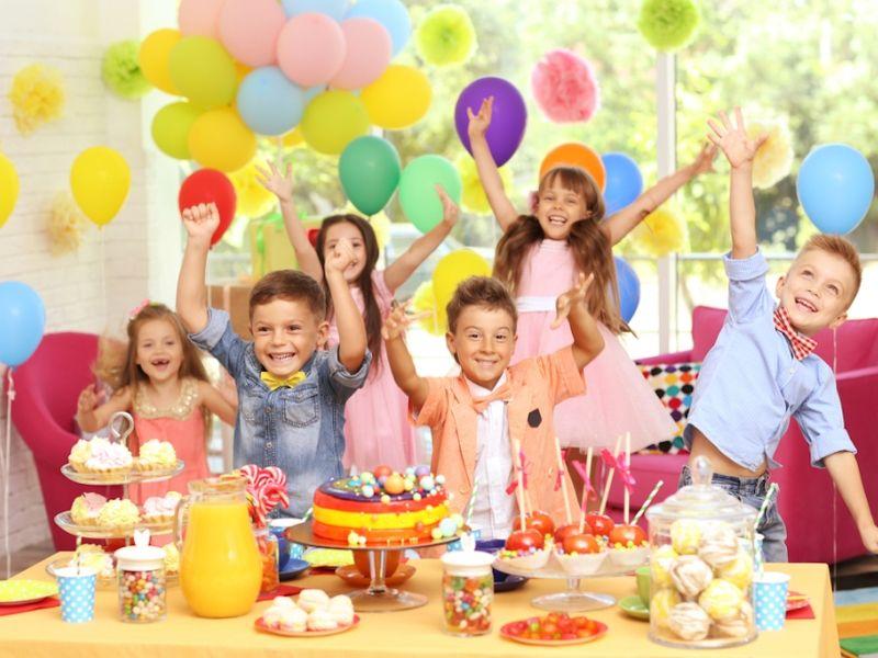 День рождения ребёнка: организация торжества