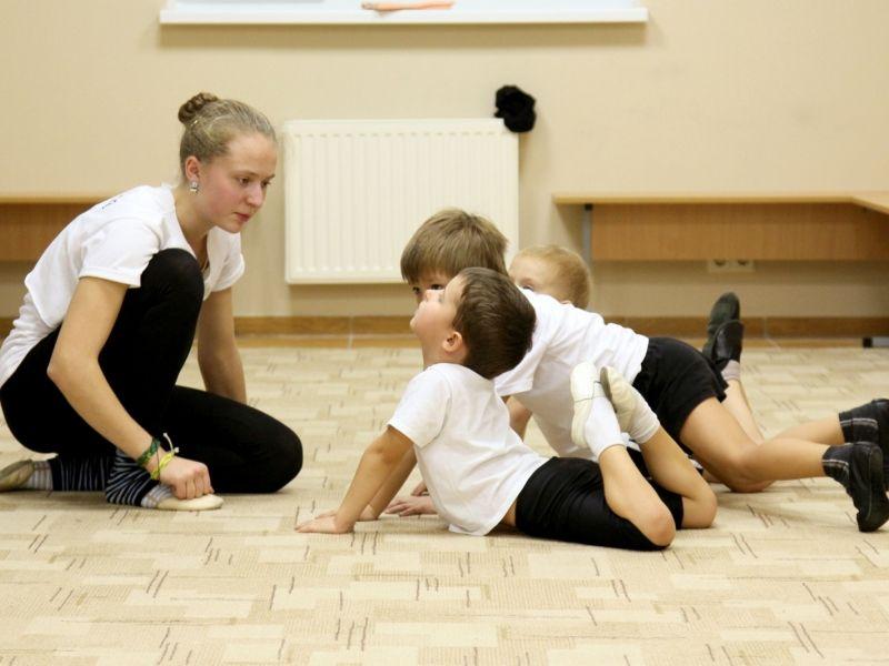 На какие танцы отдать ребенка