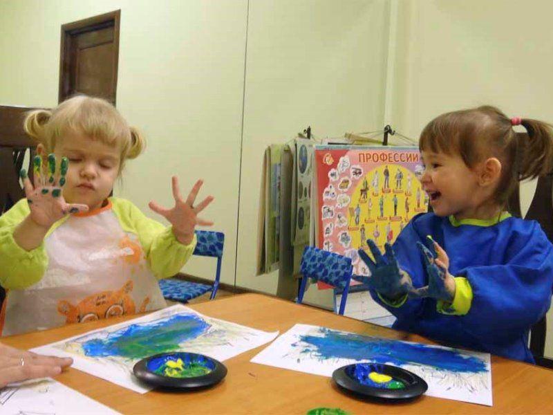 В чем необходимость занятий по раннему развитию детей