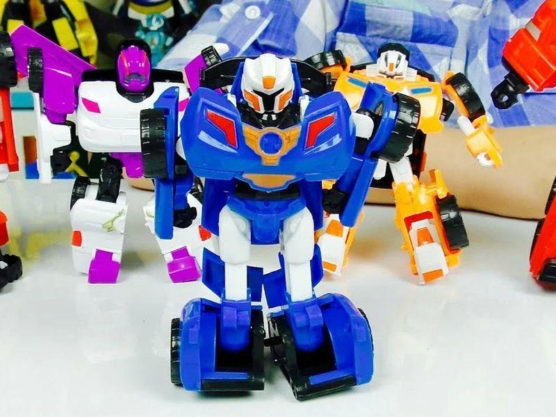 Топ игрушек-трансформеров для мальчиков