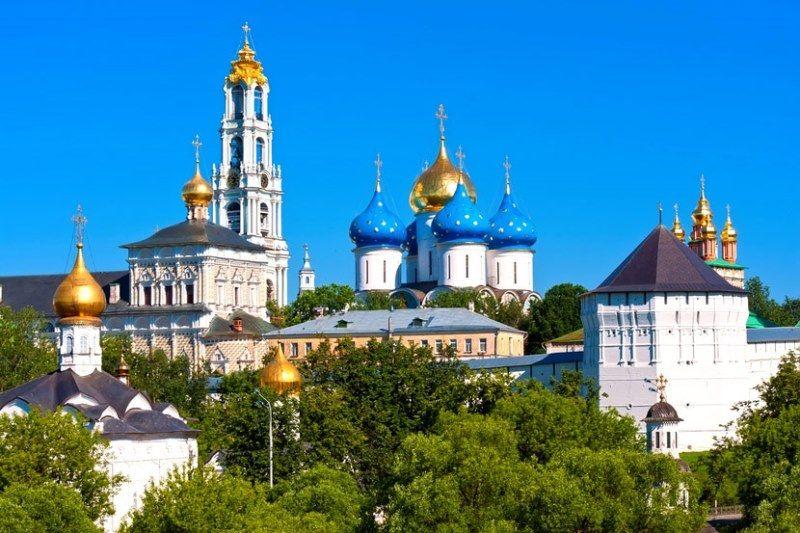 Поездка с классом по Золотому кольцу России