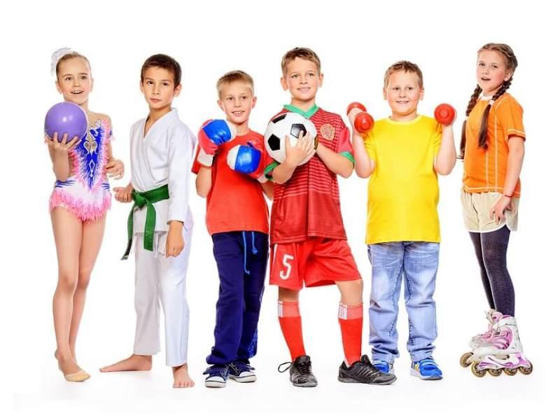 Выбор спортивной секции для ребенка - советы родителям