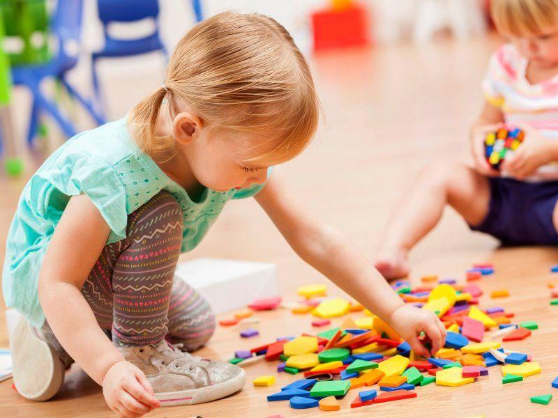 Развитие детей 3-4 лет при помощи настольных игр