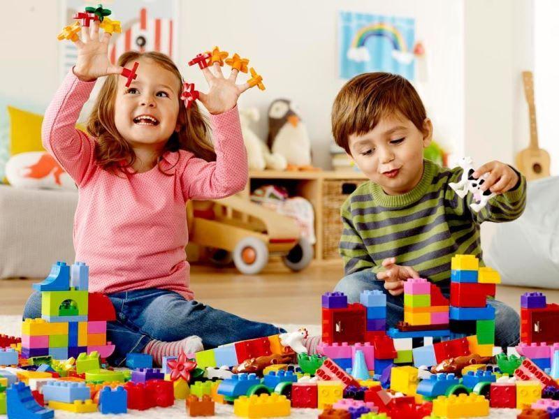Развивающие игрушки для 3-4 лет
