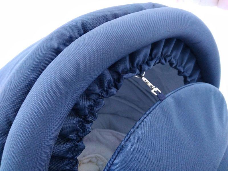Как выбрать модный капюшон для детской коляски