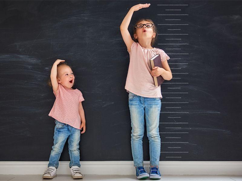 Ростомеры для детской комнаты: практичный аксессуар