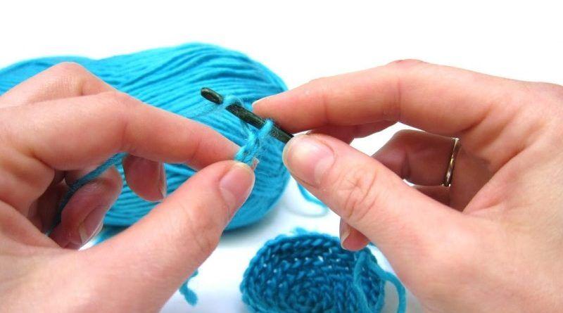 Особенности вязания крючком