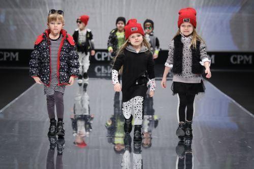 Детская мода осень-зима 2019-2020