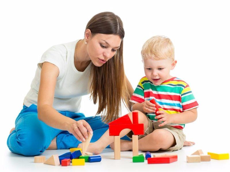 Воспитание и развитие ребенка от 1 года до 3 лет
