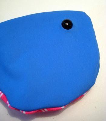 Как крепить глаза к игрушкам из ткани