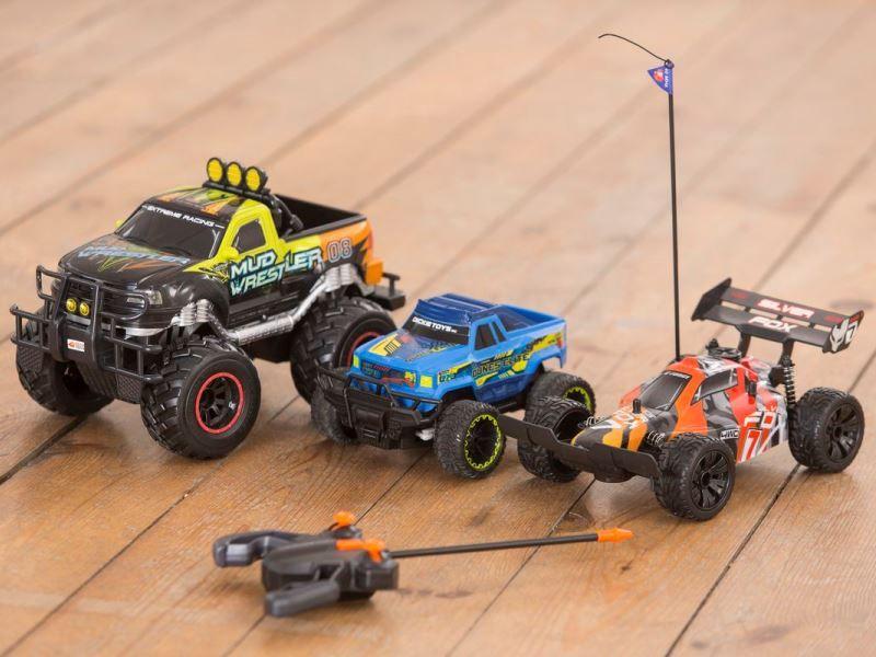 Как выбрать радиоуправляемую игрушку для ребенка