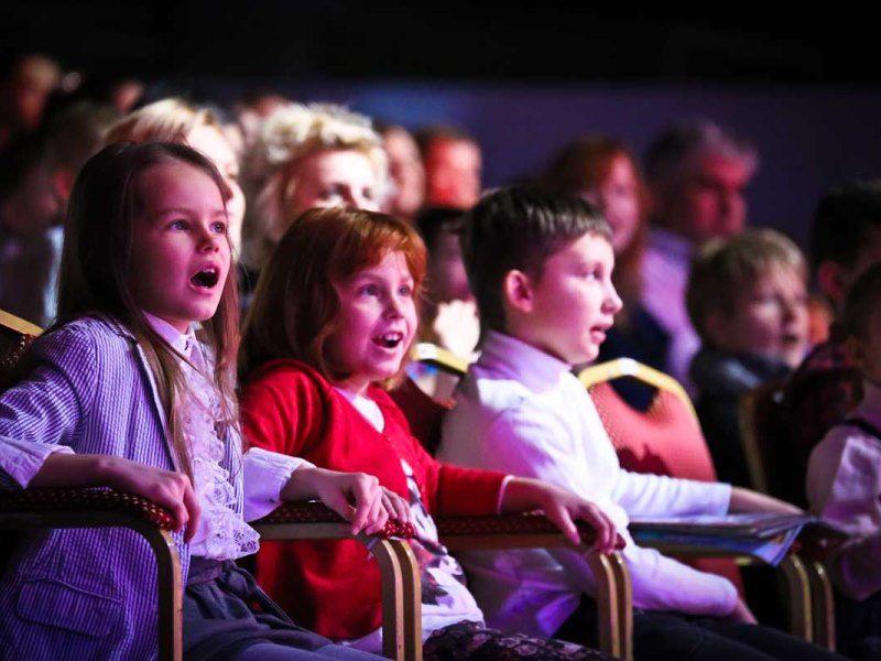 Первый поход в театр с ребенком - что необходимо знать родителям