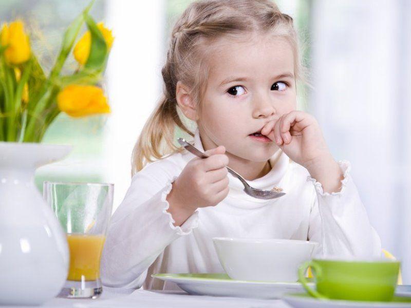 Основные требования к питанию детей от 3 лет
