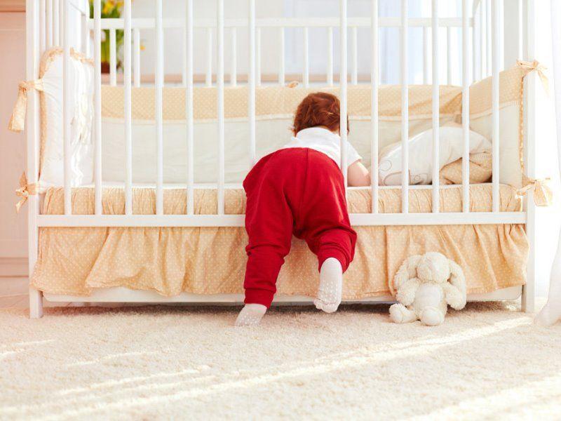 Как правильно выбрать детскую кроватку
