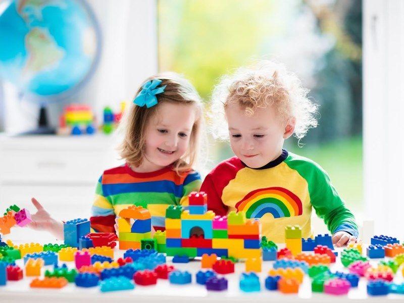 Виды современных конструкторов для детей