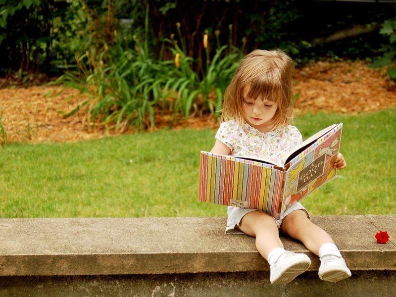 5 интересных книг для пятилетнего ребенка