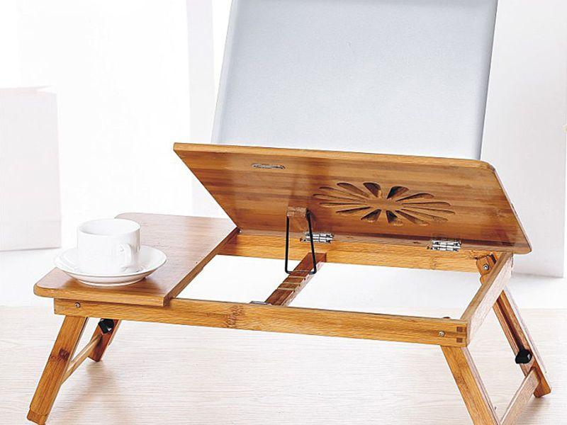 столики под ноутбук и для завтрака