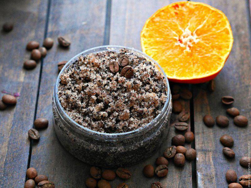 рецептов домашних скрабов из кофе