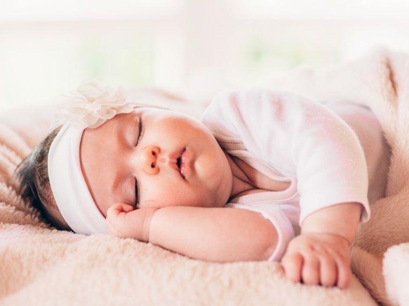 Безопасный сон младенца - залог здоровья в будущем