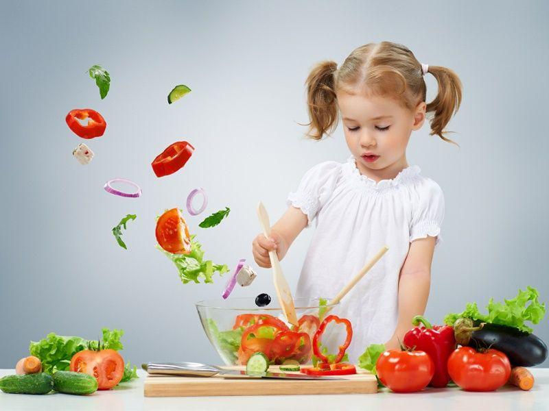 Правильное питание ребенка - залог здоровья в будущем. Список разрешенных продуктов