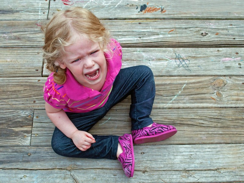 Чего нельзя говорить ребенку, когда он капризничает
