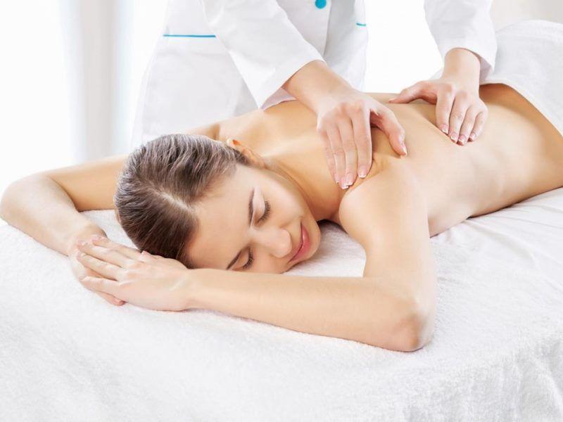 Виды массажа. Применение массажа при различных проблемах