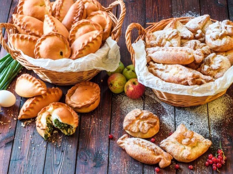 Рецепты простых пирогов