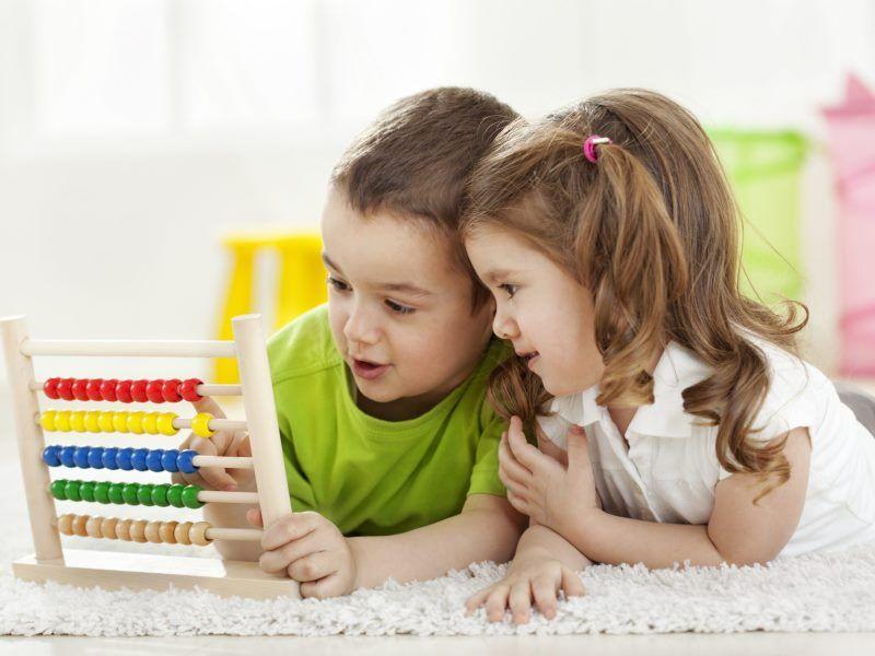 Развитие ребенка-дошкольника