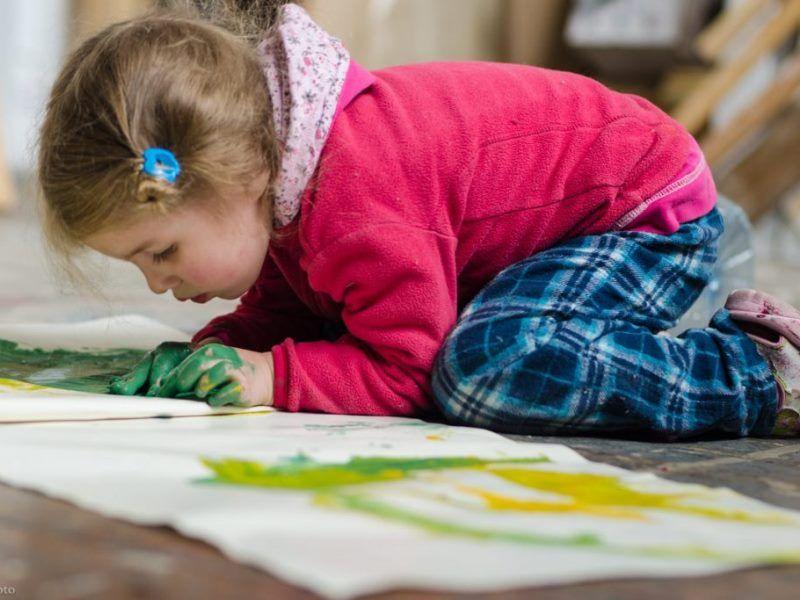 Как научить детей рисовать: проверенные методы