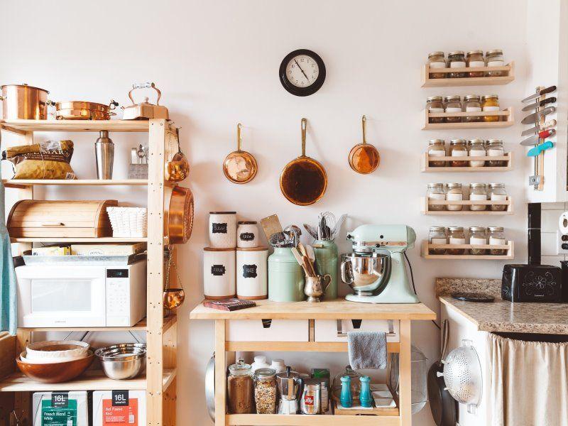 Идеальный порядок на кухне: как его создать и поддерживать без проблем