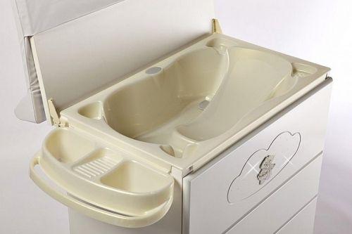 встроенная ванночка