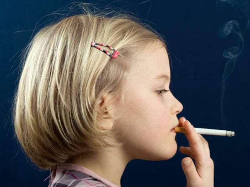 Ваш ребенок курит:
