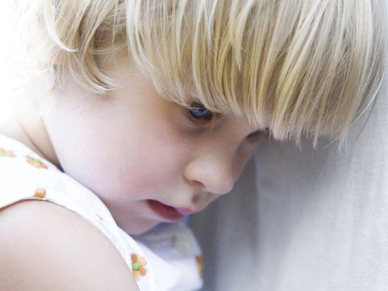 депрессию у ребенка