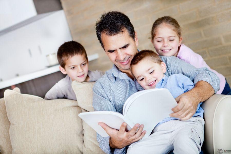 Роль папы в развитии и воспитании ребенка