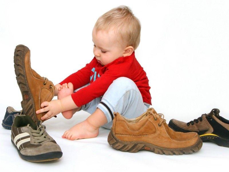 Как подобрать ортопедическую обувь для ребенка